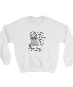 mockup c52a896e 247x296 - Grumpy Cat Parody Sweatshirt