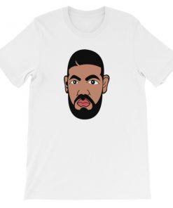 mockup c719c9ae 247x296 - Drake face Funny Short-Sleeve Unisex T-Shirt