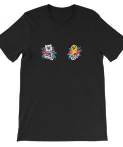 mockup d1d086de 247x296 - Adventure time yugyeom korean Short-Sleeve Unisex T-Shirt