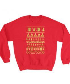 mockup ddf6801e 247x296 - Harry Potter Ugly Christmas Sweatshirt