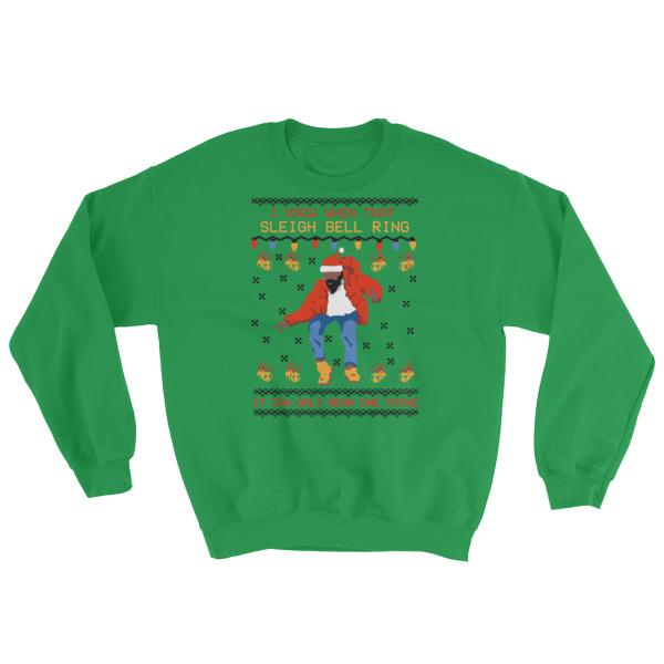 Drake Dance Ugly Christmas Sweatshirt