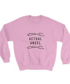 mockup fd6df00d 247x296 - actual angel Sweatshirt