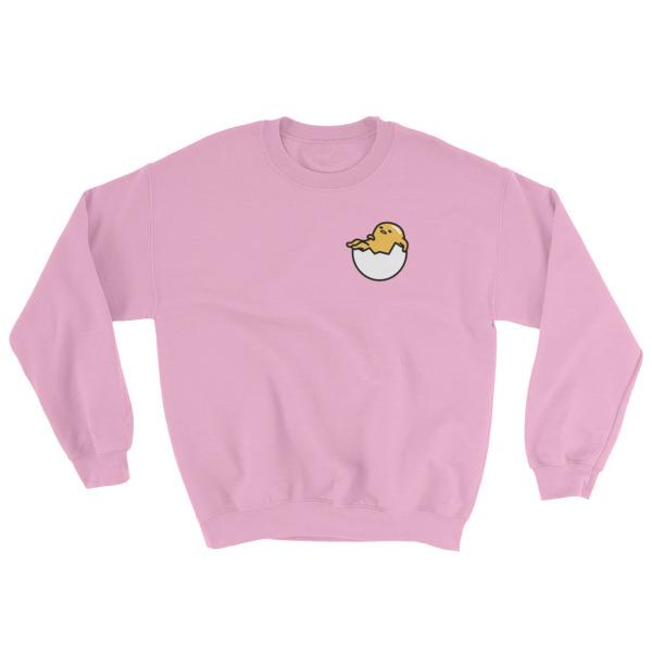 Cute lazy egg Sweatshirt