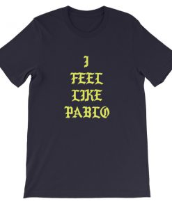 mockup 23efd7b8 247x296 - I feel like pablo Short-Sleeve Unisex T-Shirt