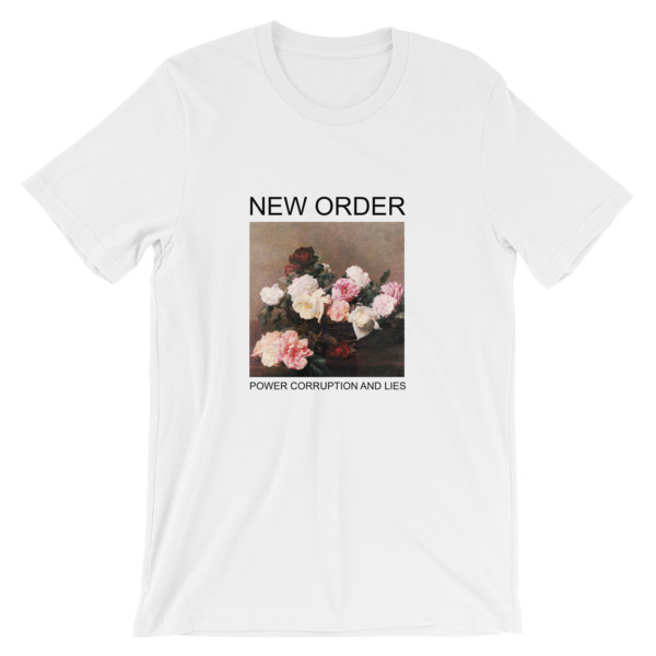 New order rose quotes short sleeve unisex t shirt cheap for Order custom t shirts cheap