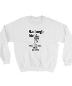 mockup 7cb33d2f 247x296 - hamberger friend Sweatshirt