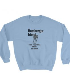 mockup 99de3c6c 247x296 - hamberger friend Sweatshirt