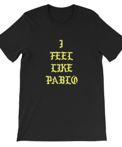 mockup dd846a5c 247x296 - I feel like pablo Short-Sleeve Unisex T-Shirt