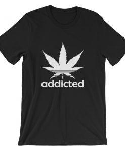 mockup 1e6065b8 247x296 - Addicted Short-Sleeve Unisex T-Shirt