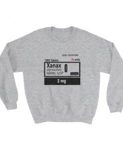 mockup 3e8a5297 247x296 - Xanax Sweatshirt