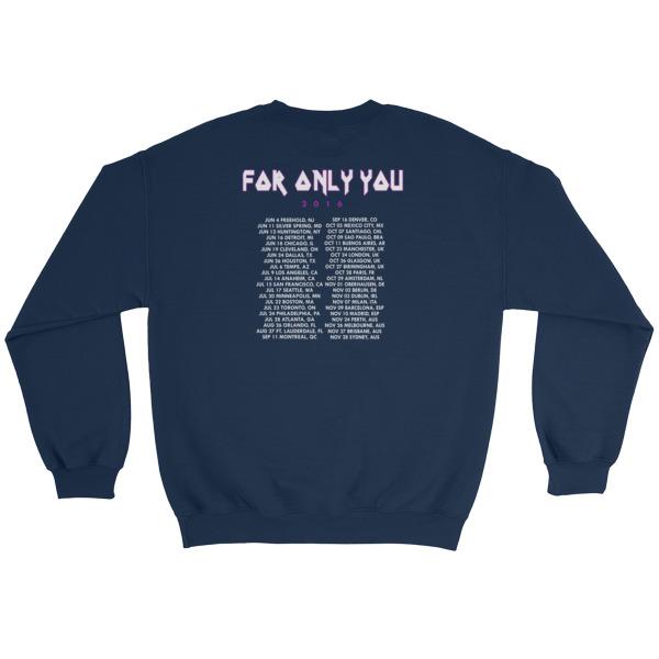 mockup 40fed71c - 4ou World Tour Sweatshirt
