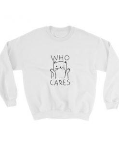 mockup 4afe3f77 247x296 - Who Cares Sweatshirt