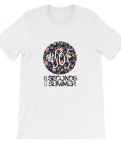 mockup 6d4de5a5 247x296 - 5 Sos floral 23 Short-Sleeve Unisex T-Shirt