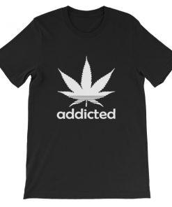 mockup 716a7361 247x296 - Addicted Short-Sleeve Unisex T-Shirt
