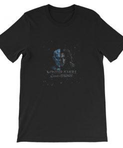 mockup 85456968 247x296 - Winter Is Here Short-Sleeve Unisex T-Shirt