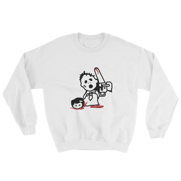 mockup 94f48288 - 5 Sos floral 23 Sweatshirt