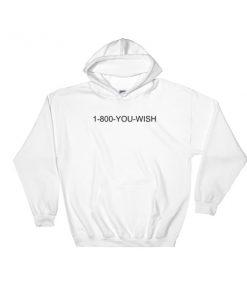 mockup 9dca4bd2 247x296 - 1-800-YOU-WISH Hooded Sweatshirt
