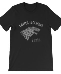mockup bb75b8ba 247x296 - winter is coming logo Short-Sleeve Unisex T-Shirt