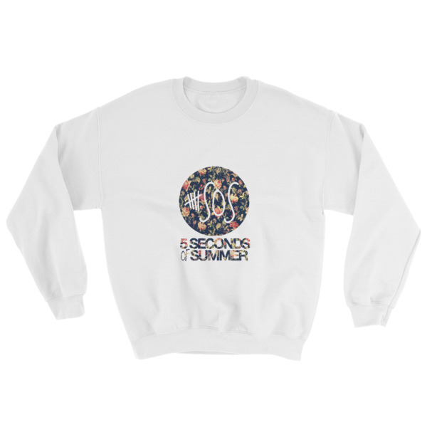 mockup dc64c2a1 - 5 Sos floral 23 Sweatshirt