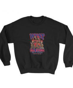 mockup dd6cd501 247x296 - West cartoon parody all star Sweatshirt