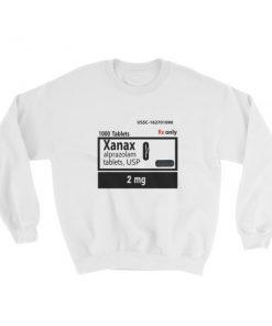mockup ed4f58f6 247x296 - Xanax Sweatshirt