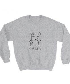 mockup ef9e9a39 247x296 - Who Cares Sweatshirt