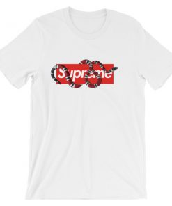 mockup f7afe033 247x296 - supreme snake Short-Sleeve Unisex T-Shirt