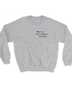mockup 23dadbf2 247x296 - Wow You Look So Pretty On The Outside Sweatshirt