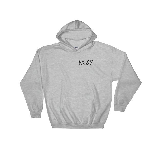 Woes Hooded Sweatshirt
