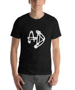mockup 50af216b 247x296 - Abbey Dawn Short-Sleeve Unisex T-Shirt
