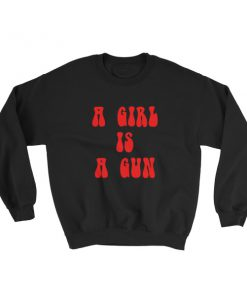 mockup 68268b38 247x296 - a girl is a gun Sweatshirt