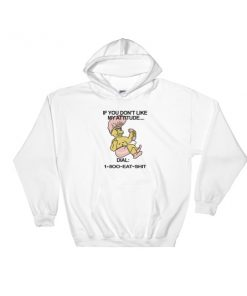 mockup 6a4a7644 247x296 - 1 800 Eat Shit Troll Doll Hooded Sweatshirt