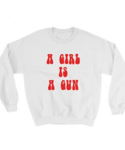 mockup 72340f91 247x296 - a girl is a gun Sweatshirt