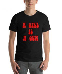 mockup 824080c6 247x296 - a girl is a gun Short-Sleeve Unisex T-Shirt