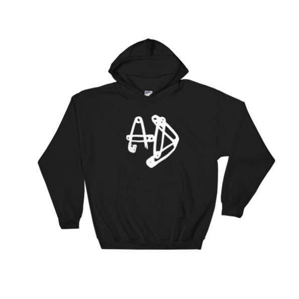 mockup a05a7392 595x595 - Abbey Dawn Hooded Sweatshirt