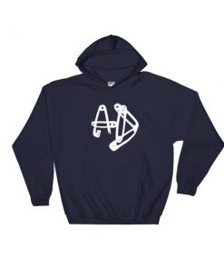 Abbey Dawn Hooded Sweatshirt