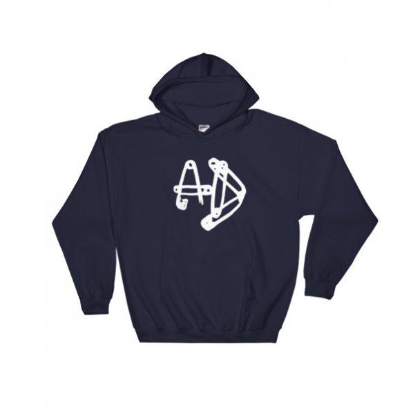 mockup a6894a41 595x595 - Abbey Dawn Hooded Sweatshirt