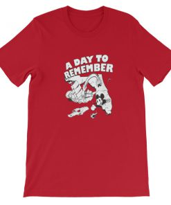mockup 22ede221 247x296 - A Day To Remember Fuck You From Florida Short-Sleeve Unisex T-Shirt