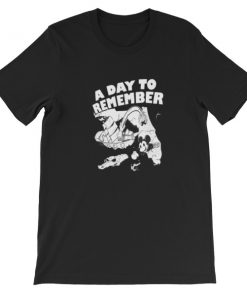 mockup 33e6c3d8 247x296 - A Day To Remember Fuck You From Florida Short-Sleeve Unisex T-Shirt