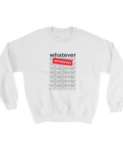 mockup 6579828a 247x296 - Whatever Sweatshirt