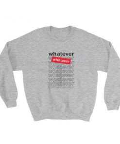 mockup de0fecd1 247x296 - Whatever Sweatshirt