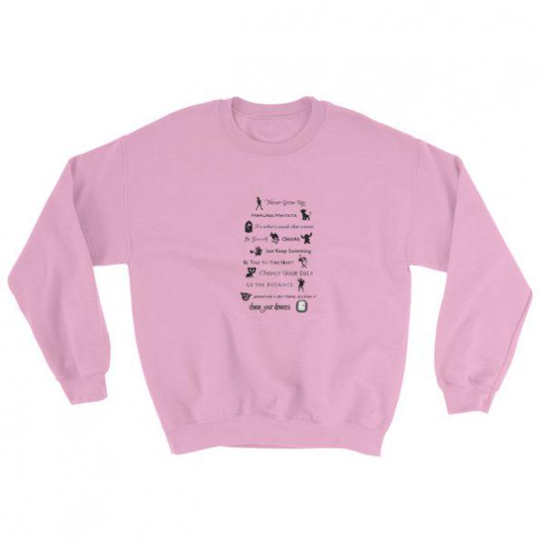 11 Best Disney Lessons Sweatshirt