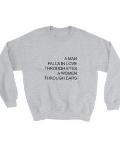 mockup 3d6c07dc 247x296 - a man falls in love Sweatshirt