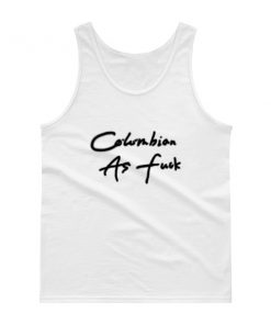 mockup 3ef91b1d 247x296 - Colombian As Fuck Tank top