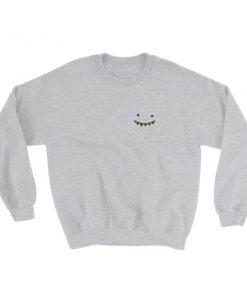 mockup 4bb85dc3 247x296 - Aesthetic Smile Sweatshirt