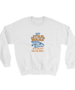 mockup 7a5204ec 247x296 - 1977 Star Wars Sweatshirt