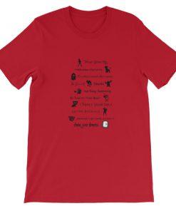 11 Best Disney Lessons Short Sleeve Unisex T Shirt
