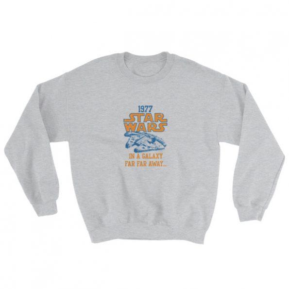 mockup e76cb45f 595x595 - 1977 Star Wars Sweatshirt