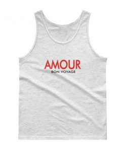 Amour Bon Voyage Tank top