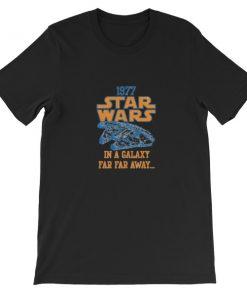 mockup f2ebe67c 247x296 - 1977 Star Wars Short-Sleeve Unisex T-Shirt